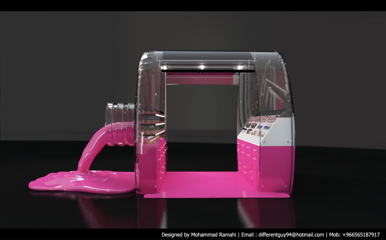 Makeup Stand Designs : Makeup stand design zworks decor