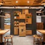 افكار تصميم مطاعم