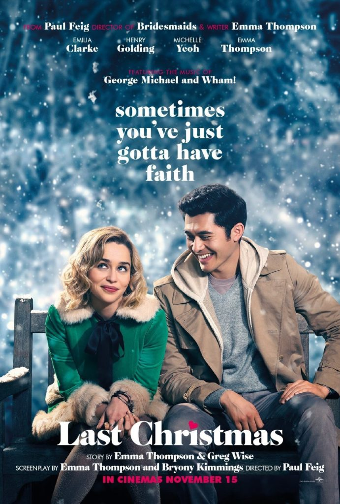 Last Christmas 2019 1080p Blueray Download