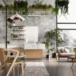 تصميم ديكورات محلات تجارية 2020