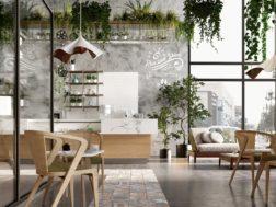 تصميم ديكورات 2020 محلات تجارية