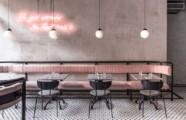 تصميم ديكور مطعم راقي
