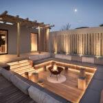تصميم وتنسيق حدائق منزلية