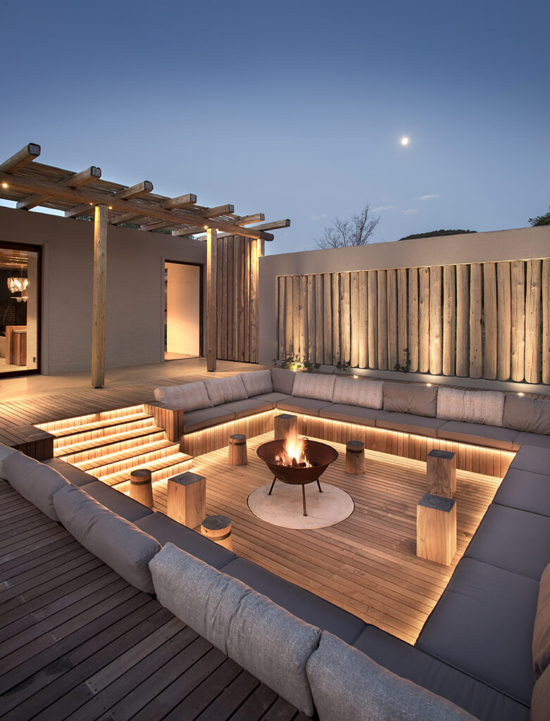 تصميم و تنسيق حدائق منزلية