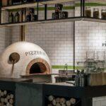 تصميم ديكور مطعم بيتزا 2