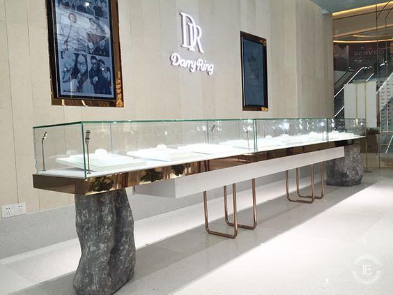 تصميم محل مجوهرات