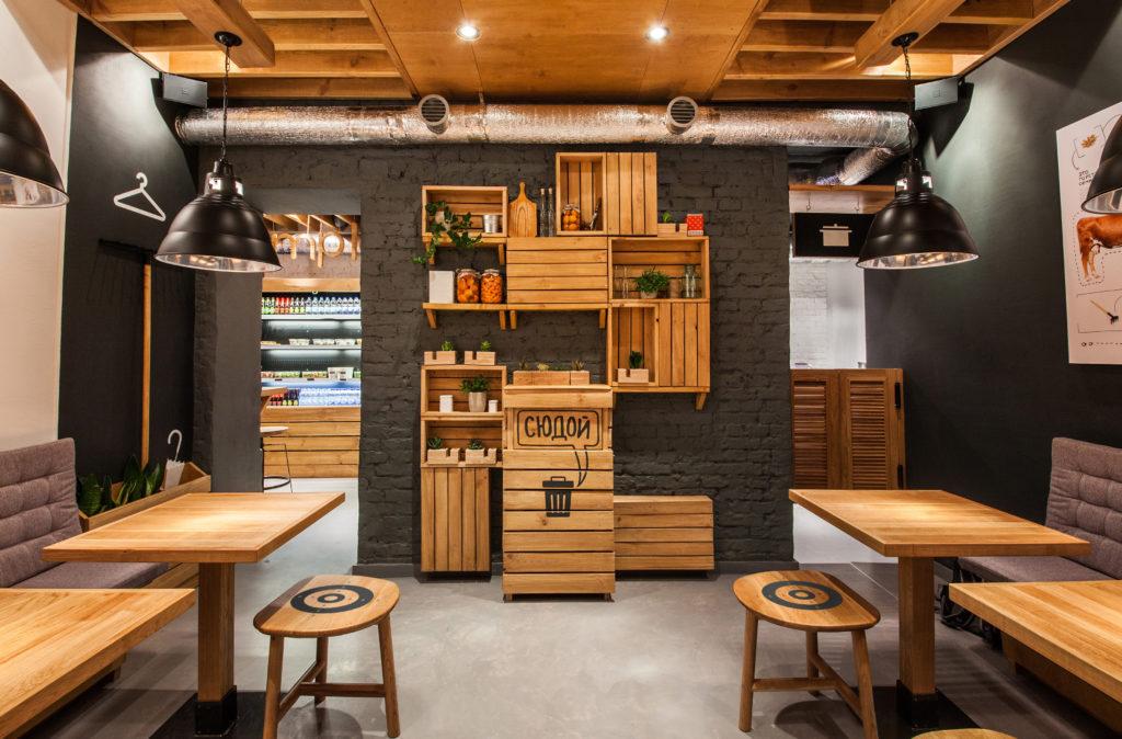 افكار ديكورات مطاعم