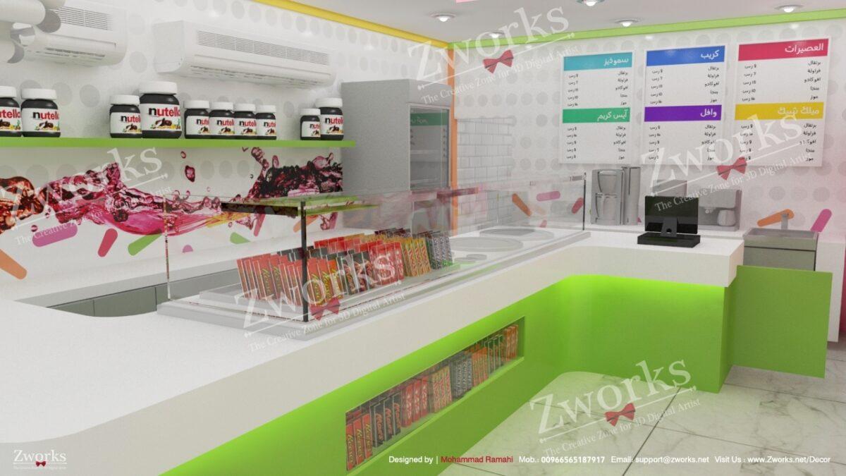 Juice Shop 3D Model (Copy)